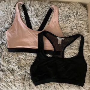 Forever 21 sports bras
